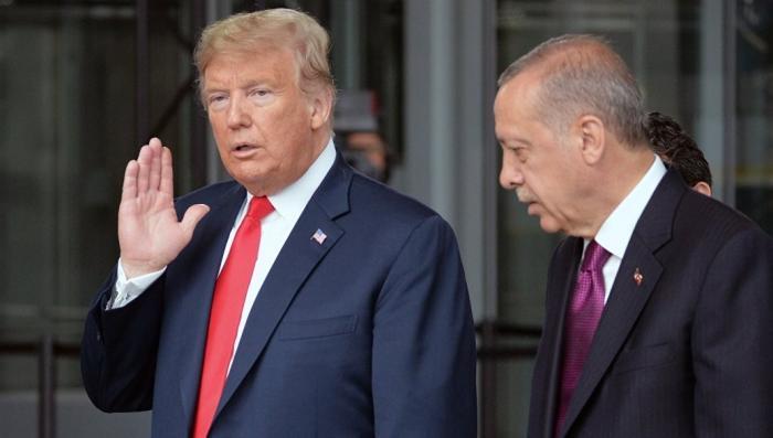 В конфликте Трампа с Эрдоганом победит Владимир Путин