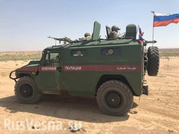Сирия: опасная работа русских военных советников и бойцов САА