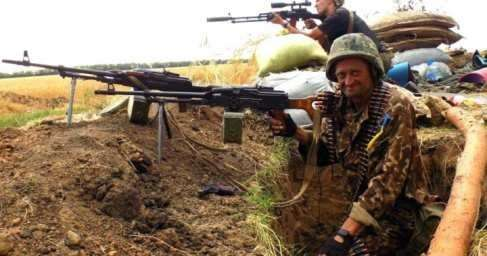 Херой незалежной: комбриг бомжей, дезертиров и убитых диверсантов