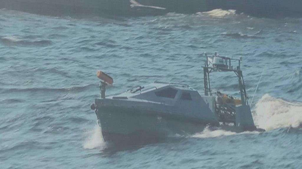 Россия испытала «морскую БМП» – десантно-штурмовую лодку проекта 02800 – десантно-штурмовую лодку проекта 02800