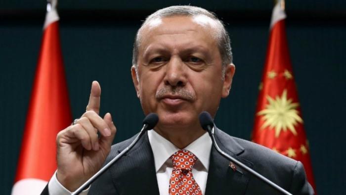 Эрдоган начинает сливать доминирование пиндосов в унитаз