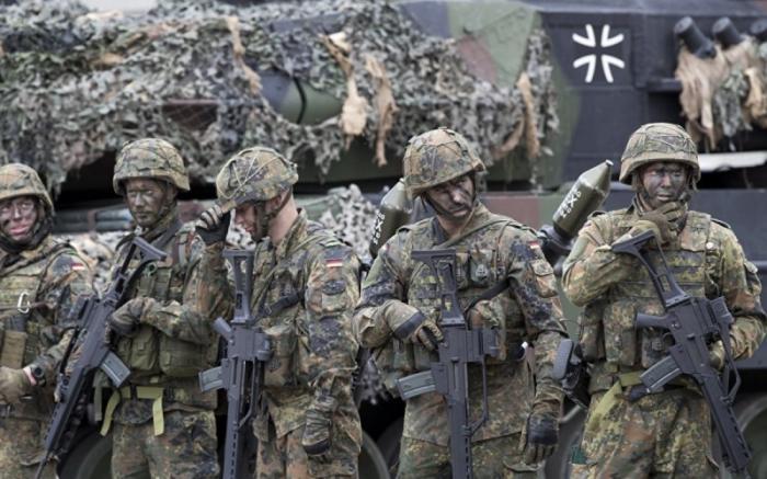 Российская армия вооружается «Сосной», а что делают немцы?