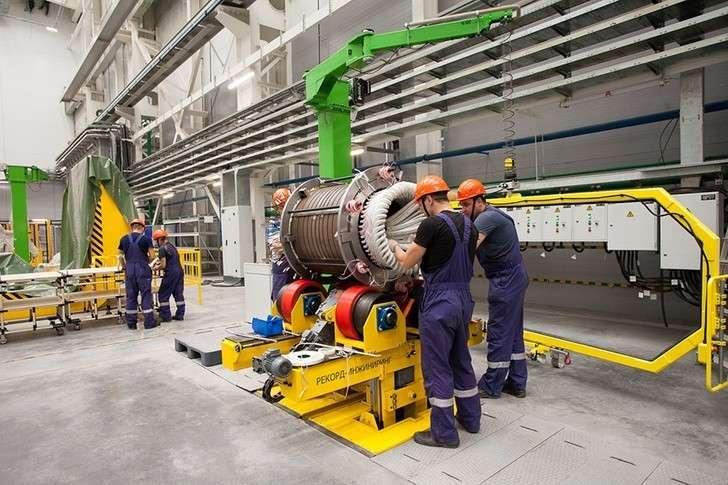 «Транснефть— ТСД» завершила строительство завода попроизводству электродвигателей в г.Челябинске