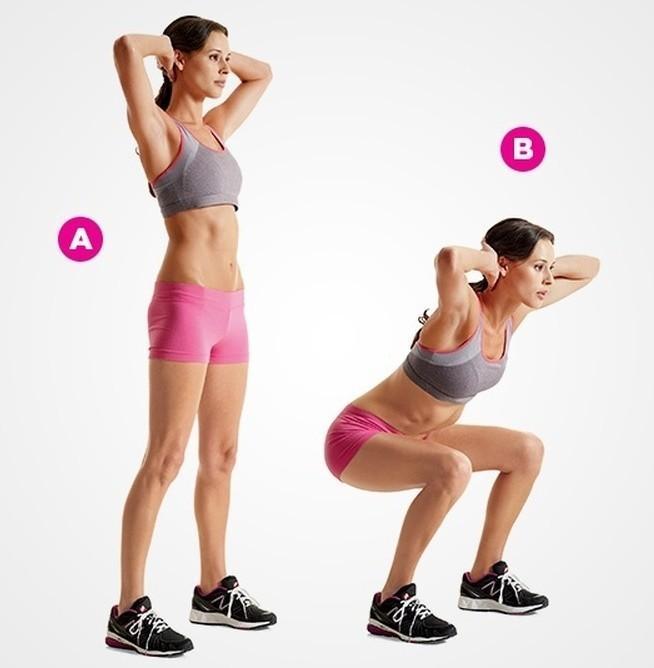 5 упражнений, которые помогут очень быстро избавиться от лишнего жира на животе