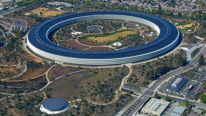 Компанию Apple уличили в махинациях с недвижимостью и налогами