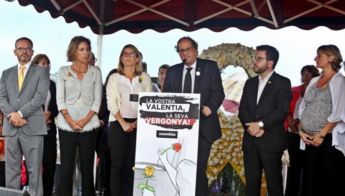 Глава Каталонии пообещал устроить майдан в годовщину кровавых терактов