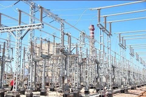Ход строительства Сакской ТЭЦ в Крыму