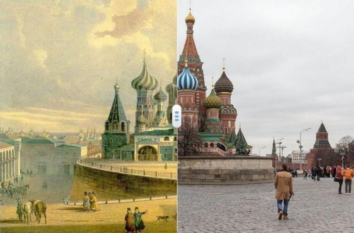 Два фильма о Москве: город, каким вы его не знали