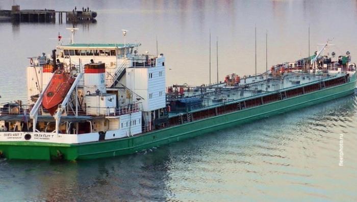 Команда танкера «Механик Погодин» отбила третью попытку незаконного проникновения на судно