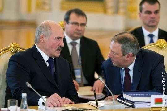 Александр Лукашенко разогнал кагал засевший в правительстве Белоруссии