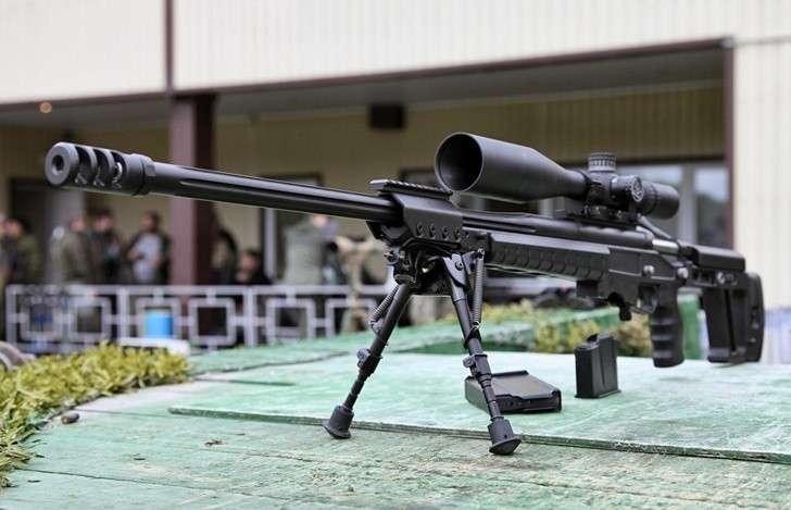 ВРосгвардию начали поставлять снайперскую винтовку «Точность»