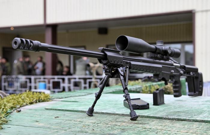 Снайперская винтовка «Точность» начала поступать в Росгвардию