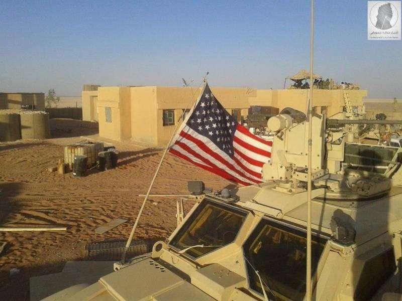 В Сирии американские наёмники атаковали своих спонсоров из США