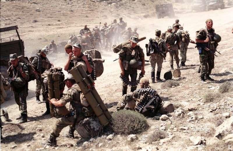 Террористическое вторжение в Дагестан. Бесславный поход Басаева и Хаттаба