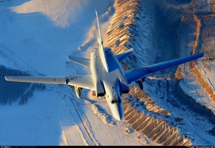 Что будет уметь модернизированный бомбардировщик Ту-22М3М Белый Лебедь?