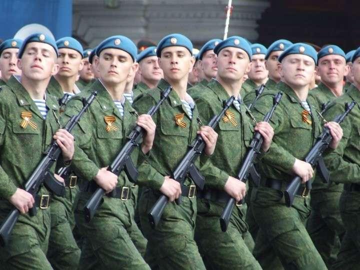 Подразделения ВДВ РФ проведут масштабные стрельбы в ходе плановых полевых выходов