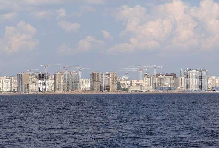 Санкт-Петербург обрёл новый современный облик