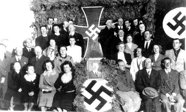 Как нацисты Третьего рейха устроились после войны