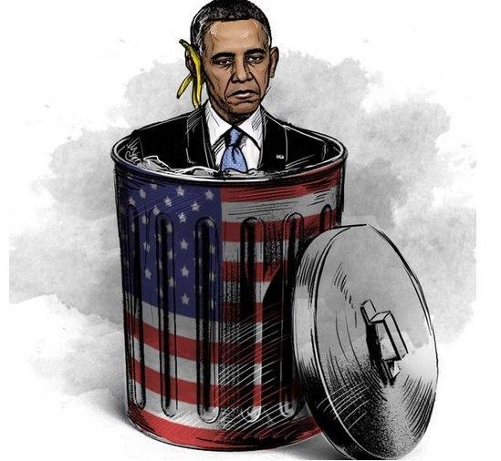 Интервью Обамы - это некомпетентность и злонамеренная ложь