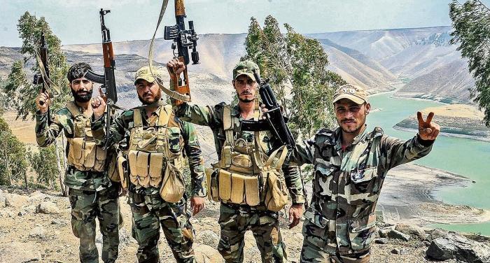Сирийские террористы разочаровались в войне и демократии, и переходят на сторону Асада