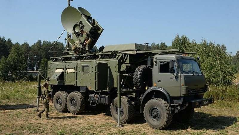 Зафиксирована попытка США создать аналог российской машины РЭБ «Красуха»