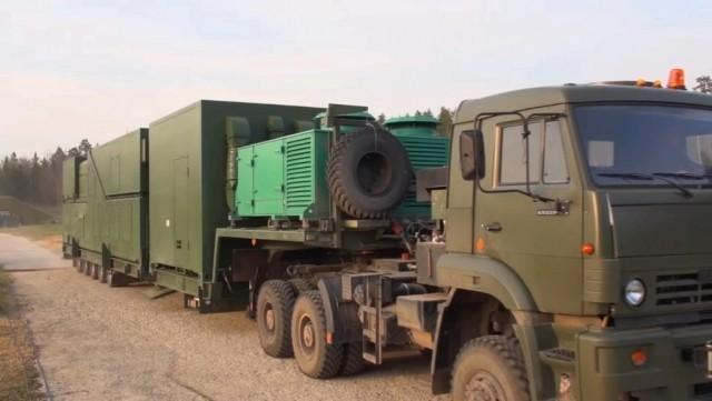Лазерный комплекс собьёт спутники противника России в Третьей мировой войне?