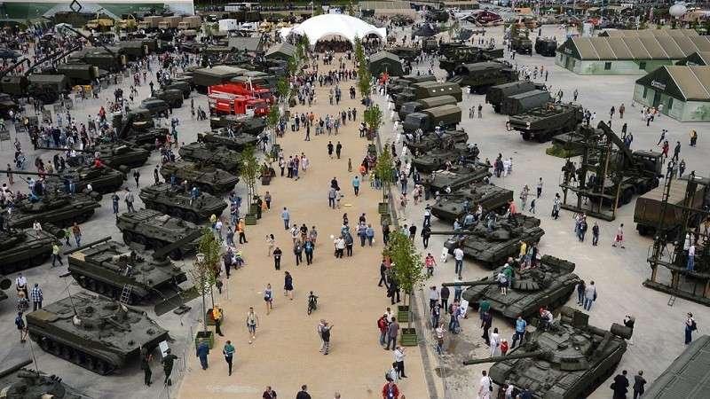 Армия-2018: от «Панциря» до «Терминатора» – новинки военной техники