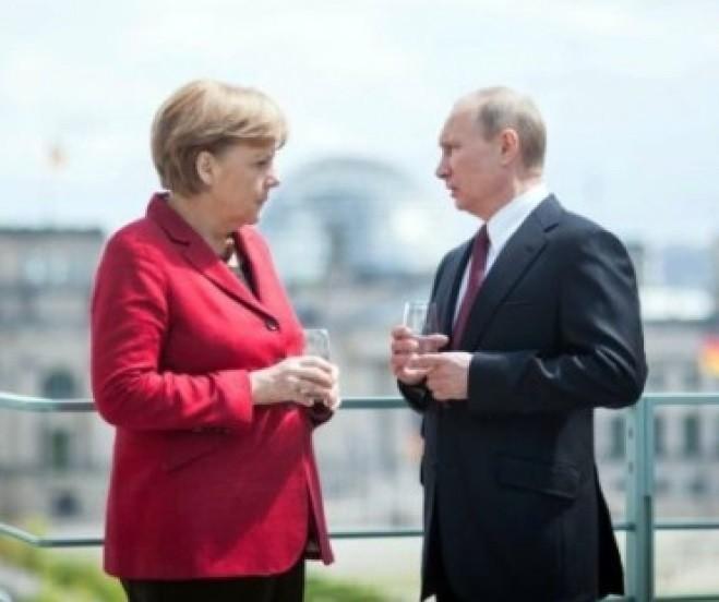 Путин – Меркель: двойное предупреждение Порошенко с последствиями