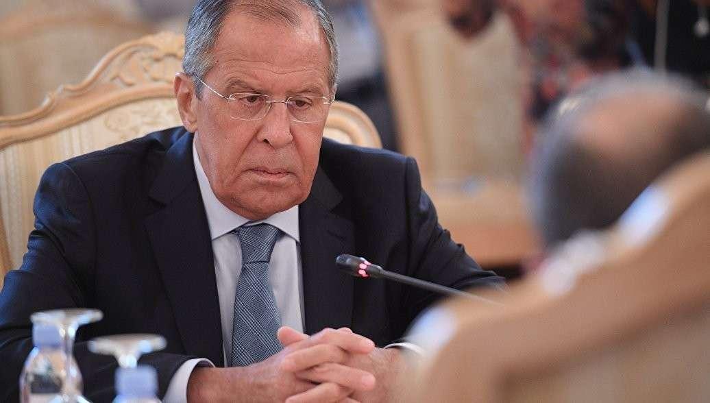 Лавров изобличил пиндосов в попытках затормозить возвращение беженцев в Сирию