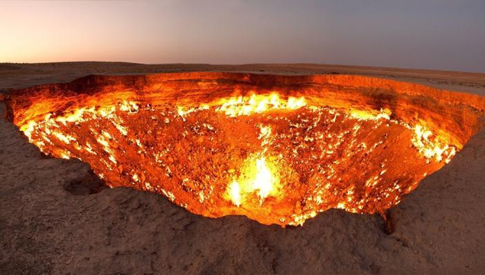 8 самых зрелищных провалов на нашей планете. Это надо видеть!