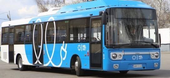 В Москве с 1 сентября выйдут на маршрут первые электробусы