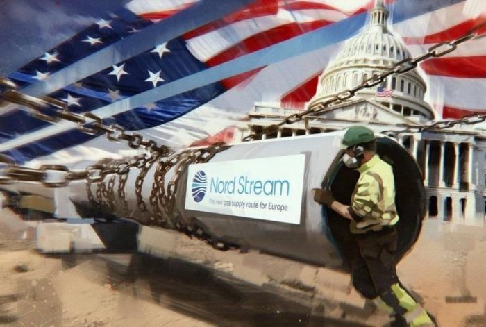 Пиндосы подготовили новый пакет санкций по «Северному потоку-2»