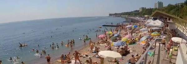 «Из Одессы в Крым – словно в другой мир» – разрыв шаблона, навязанного хунтой