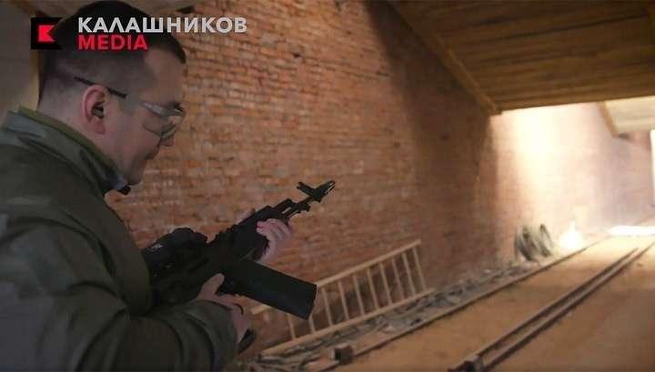Новый автомат АК-308 представил концерн «Калашников»