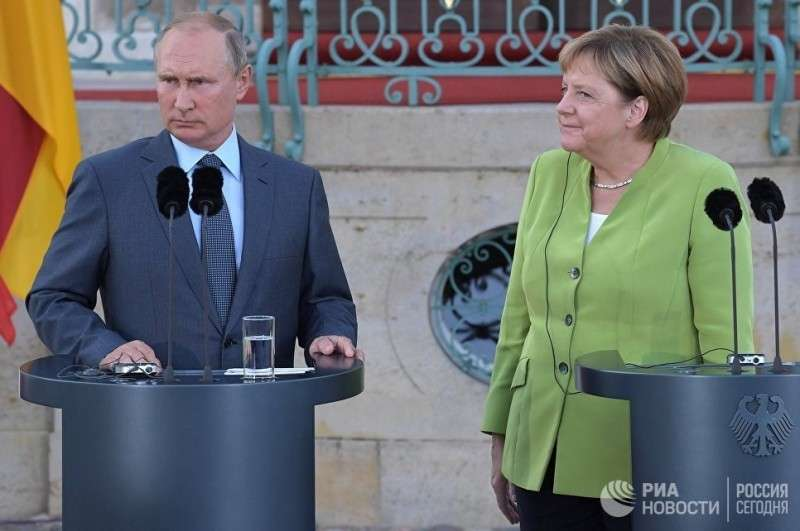 Троллинг Владимира Путина привёл западных паразитов в бешенство