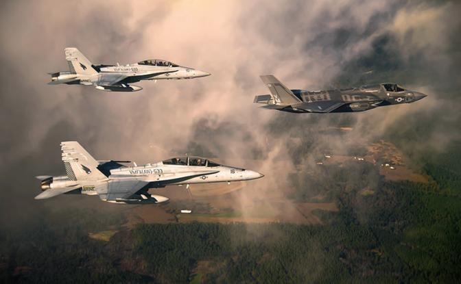ВВС США сцепились в Норвегии за небо России