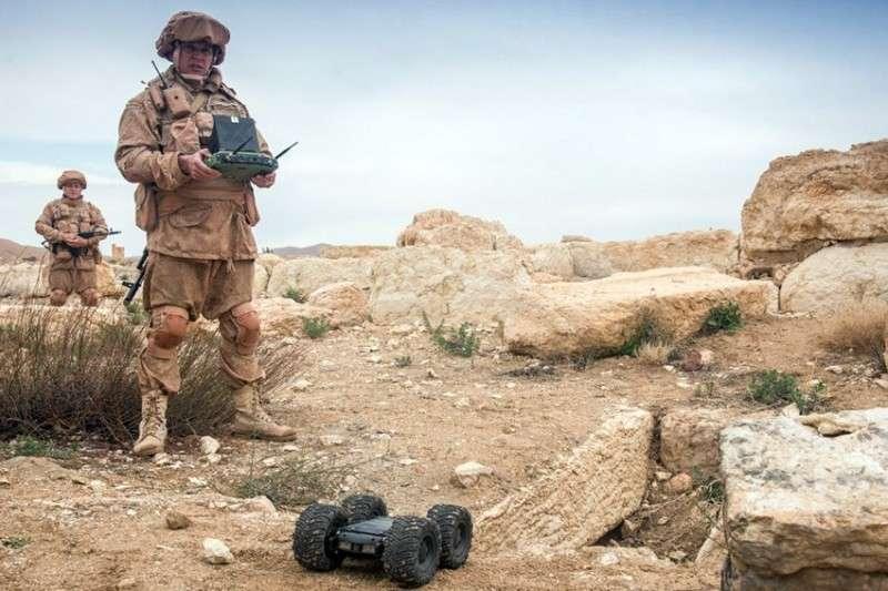 Многие беспилотные боевые средства армии России прошли обкатку в Сирии