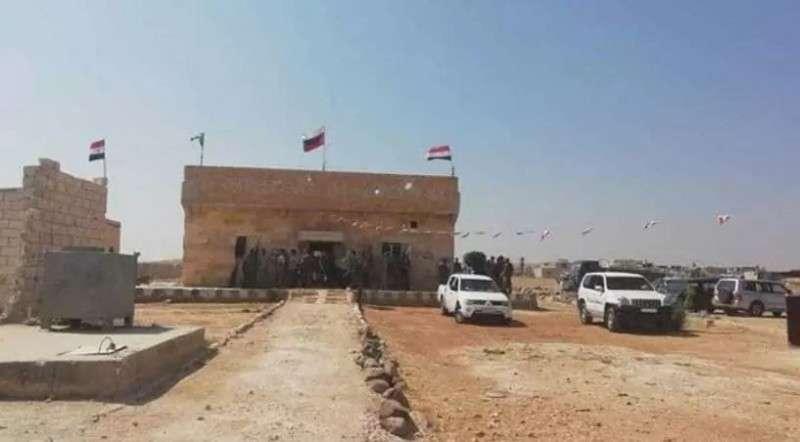 Сирия. Всем желающим дают выйти перед атакой Идлиба