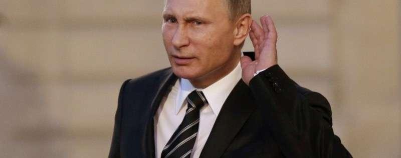 Страшные сказки либералов о Владимире Путине все не сбываются и не сбываются