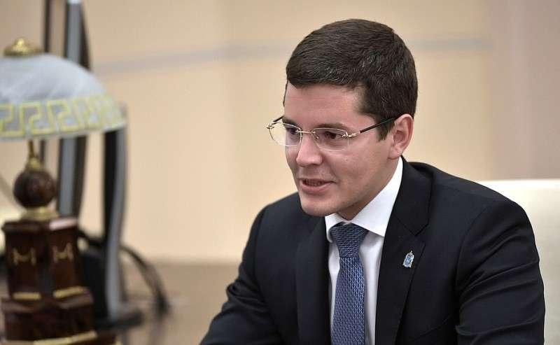 Временно исполняющий обязанности губернатора Ямало-Ненецкого автономного округа Дмитрий Артюхов.