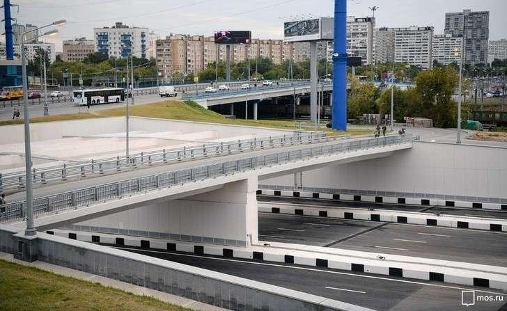ВМоскве открыт новый участок Северо-Восточной хорды