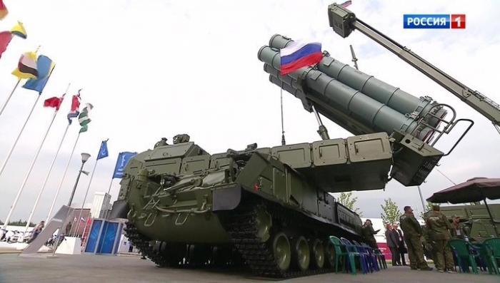 Форум «Армия-2018» позволяет сегодня увидеть завтрашний день российской армии