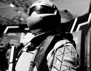 На страже безопасности России встанут экзоскелеты и робот «Игорек»