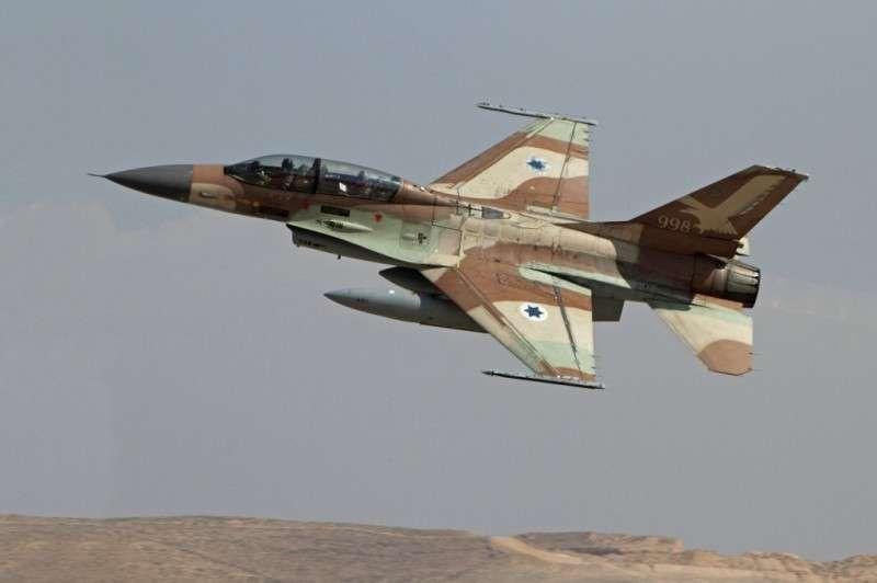 Сирия. На самом деле был сбит израильский истребитель?