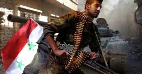 Армия Асада, при поддержке России, взяла подконтроль более 96% территории Сирии