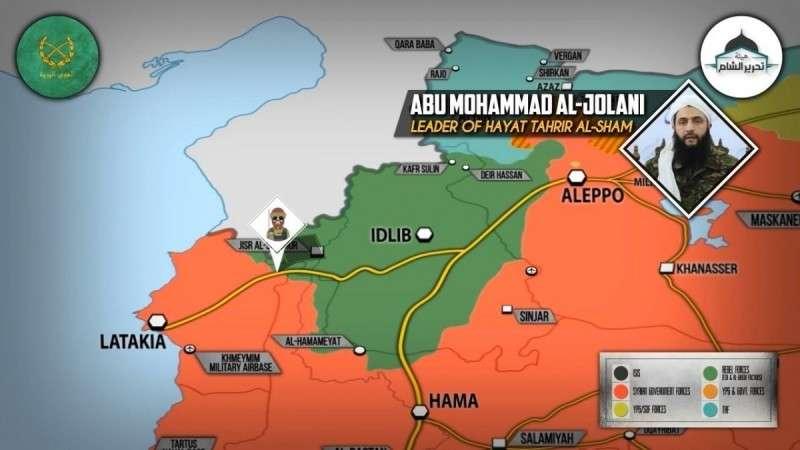 Сирия. Новая химическая провокация в Идлибе неизбежна