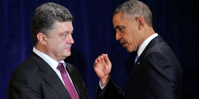 Барак обмана обещал обогреть и самозванца, и всю Украину