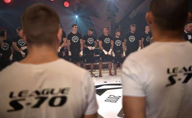 IX Международный турнир попрофессиональному боевому самбо «Плотформа S-70».
