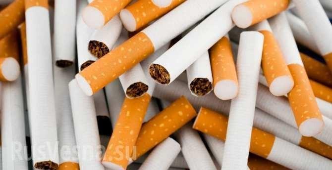 Рынок табачного яда в России рухнет на 30%
