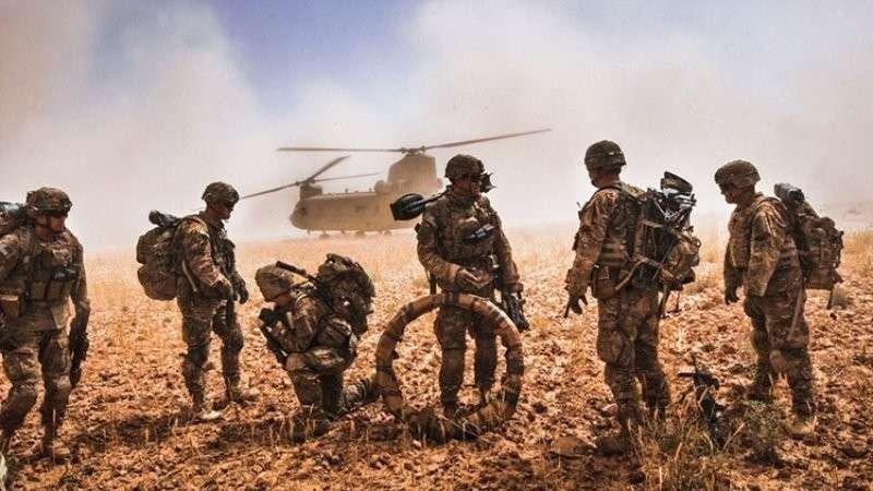 Россия собирается прогнать пиндосов из Афганистана